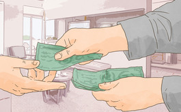 Cash loan without formalities